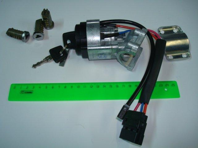 Пособие по замене катушки и замка зажигания на Chevrolet (Aveo T300 и других моделях)