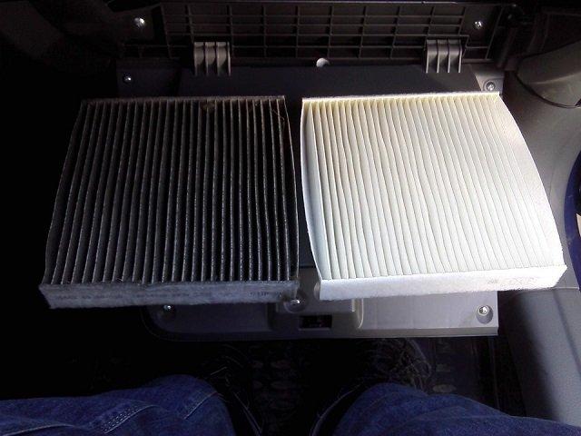 Совет автоэксперта, как произвести замену салонного фильтра на автомобиле Suzuki SX4