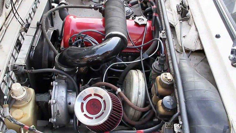 Обзор турбокомпрессора и компрессора на ВАЗ 210: принцип работы, фото и видео