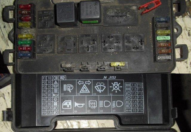 Как заменить блок предохранителей ВАЗ 2114: пошаговая инструкция и видео