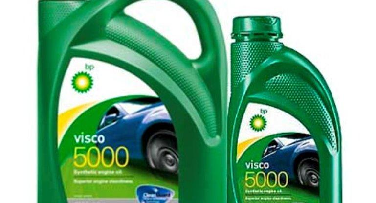 Обзор и отзывы о моторном масле марки BP Visco 5000 5W-40: фото и видео