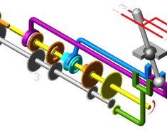 Устройство и принцип работы механической коробки передач, расшифровка МКПП в автомобиле и ее схема