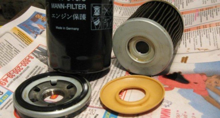 Описание и установка масляного фильтра Mann: фото- и видеообзор
