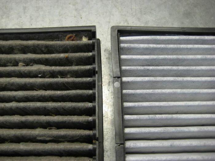Процесс замены салонного фильтра на Renault Megane 2: фото и видео