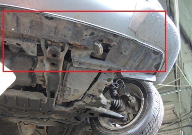Замена масла в вариаторной КПП Mitsubishi Lancer 9 и 10: фото- и видеообзор