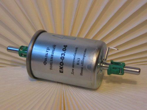 Как заменить топливный фильтр от инжектора на ВАЗ 2114: фото и видео