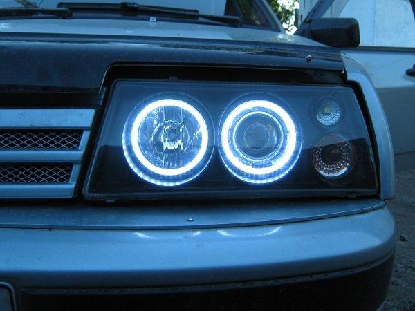 Варианты тюнинга задних фонарей на автомобилях ВАЗ 2114 и ремонт стоп-сигналов