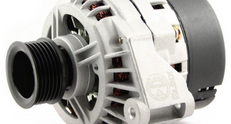 Описание устройства и принципа работы автомобильного генератора