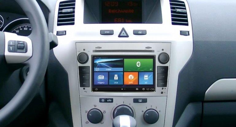 Штатная магнитола Opel Astra H и J: выбор, ремонт и установка головного устройства