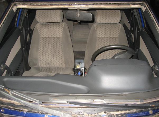 Ремонт лобового стекла автомобиля ВАЗ