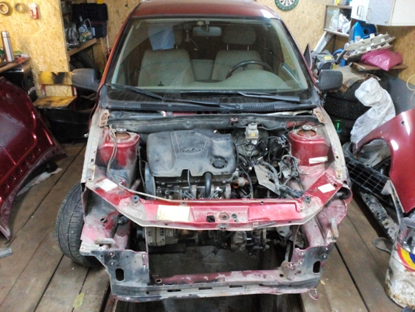 Ремонт Lada Kalina 1: самые распространенные поломки авто