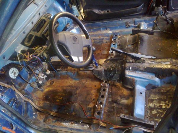 Кузовной ремонт ВАЗ 2109