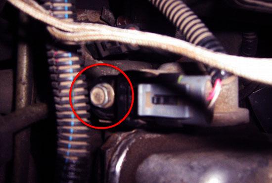 Как заменить датчик положения распредвала на ВАЗ 2115