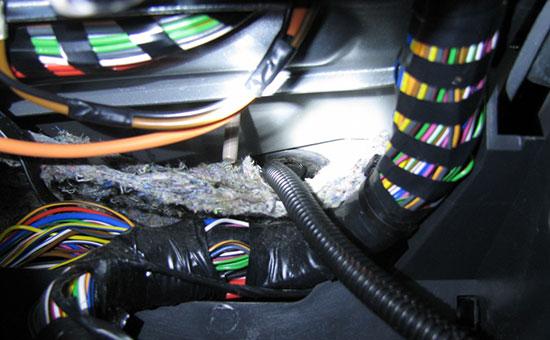 Самостоятельная установка противотуманного освещения на Lada Priora