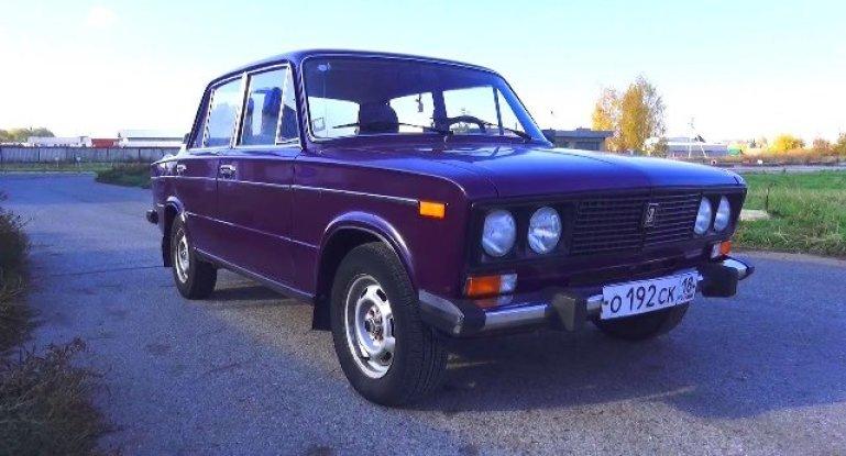 Замена порогов на легендарном автомобиле ВАЗ 2106