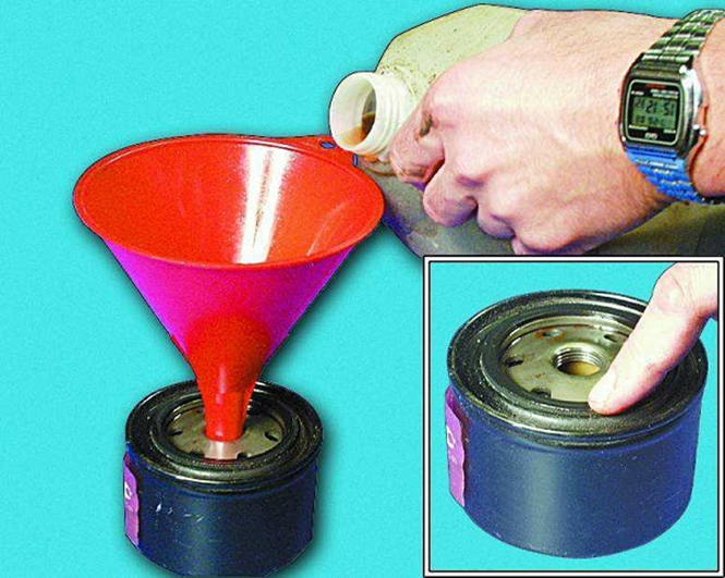 Как легко и просто заменить масло и фильтр на 2115 своими руками