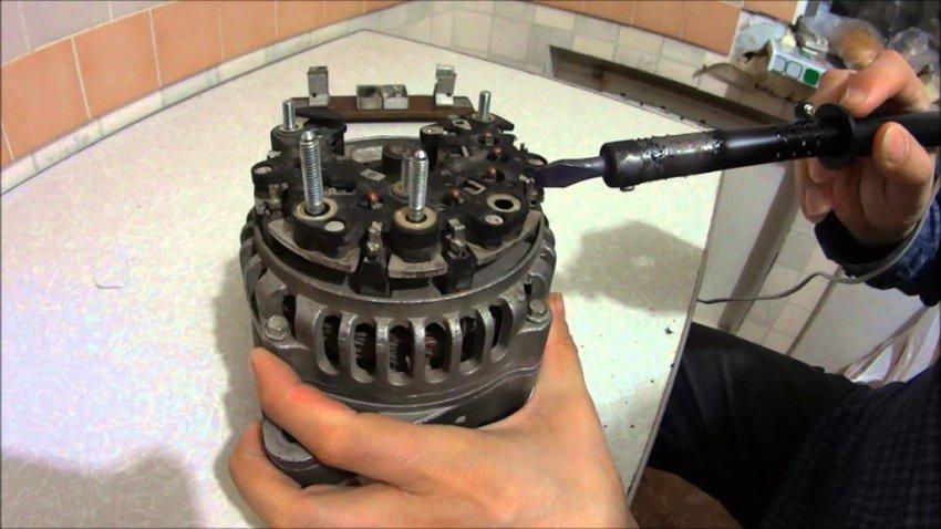 Характеристика генератора УАЗ Патриот, руководство по подключению и разбору