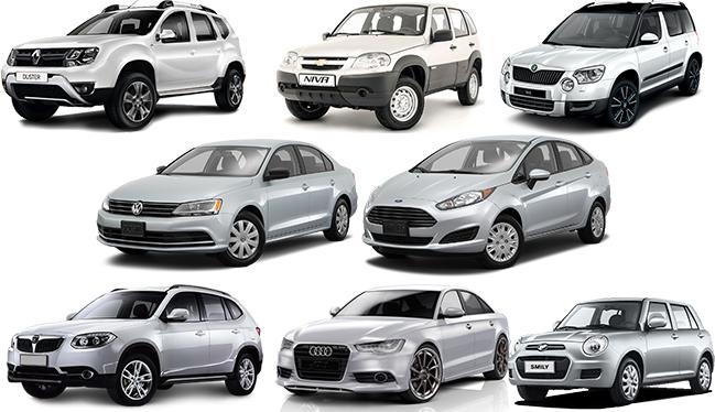 Какие автомобили собирают в России: список производств по брендам