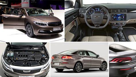 Лучшие китайские автомобили - Лидеры китайского рынка