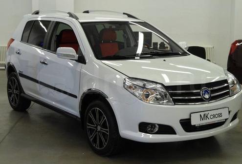 Лучшие китайские автомобили 2014 - 2015
