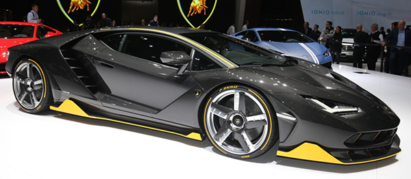 Самые дорогие машины в мире 2016 - 2017: фото и цена