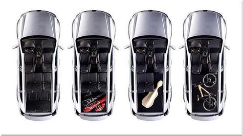 Семиместные авто - автомобили с 7 местами
