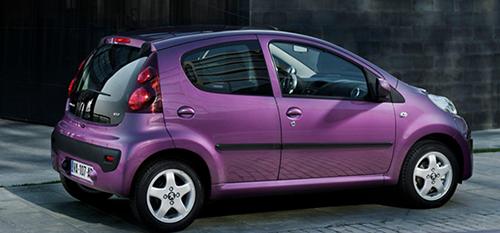 Маленькие машины для женщин: фото, цены и марки