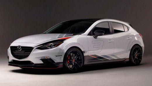300-сильная Mazda3 MPS - скоро выход мазды 3 мпс 2016 года