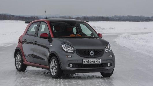 Компактные автомобили для женщин - малогабаритные, небольшие