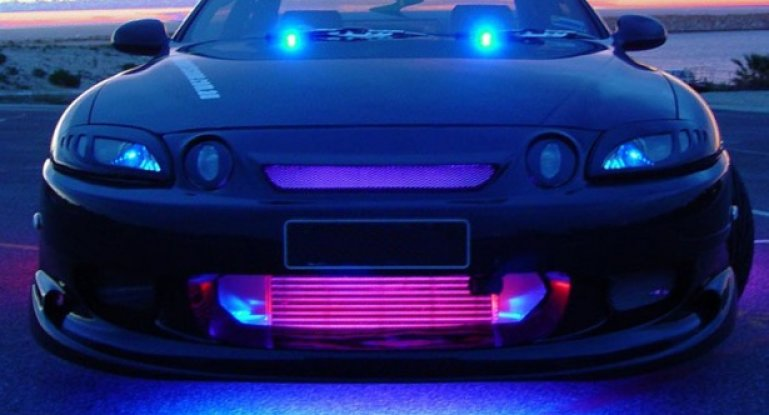 Схема и способы подключения светодиодов для автомобиля к 12 вольтам своими руками