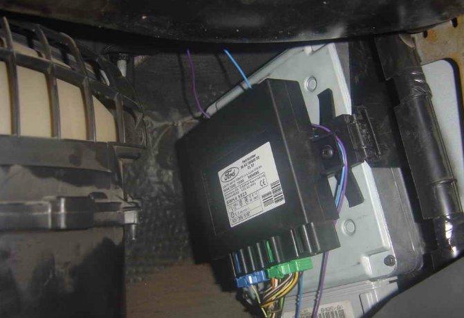 Электронный блок управления двигателем (ЭБУ): что это такое, где находится, принцип работы и фото