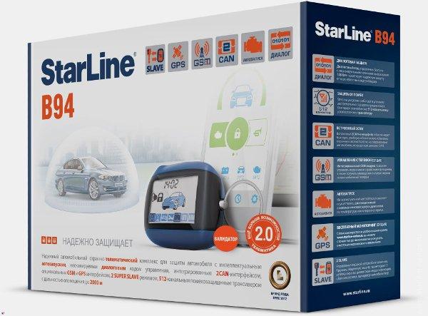 Инструкция по эксплуатации сигнализации Starline A93, A9 и B9: схема подключения, как отключить