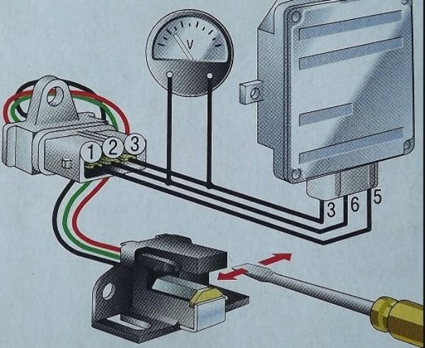 Что такое датчик Холла, где находится и как проверить: проверка, ремонт и замена регулятора