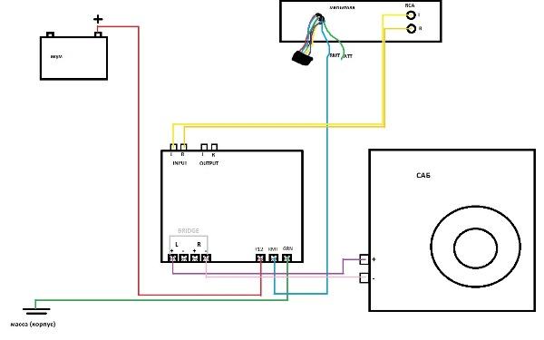 Как подключить магнитолу в машине: схема подключения, как подсоединить провода и запитать от сети
