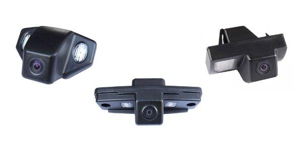 Выбор камеры заднего вида для авто: виды (с динамической разметкой, универсальная, штатная и иные)