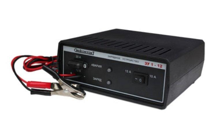 Автоматическое зарядное устройство для автомобильного аккумулятора: обзор автозарядки для АКБ