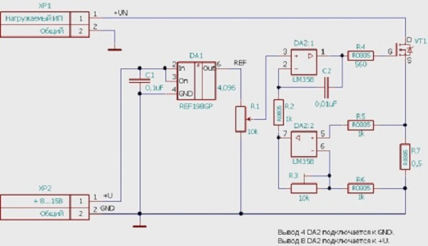 Стабилизатор тока для светодиодов своими руками - схема выпрямителя напряжения 12 вольт для автомобиля