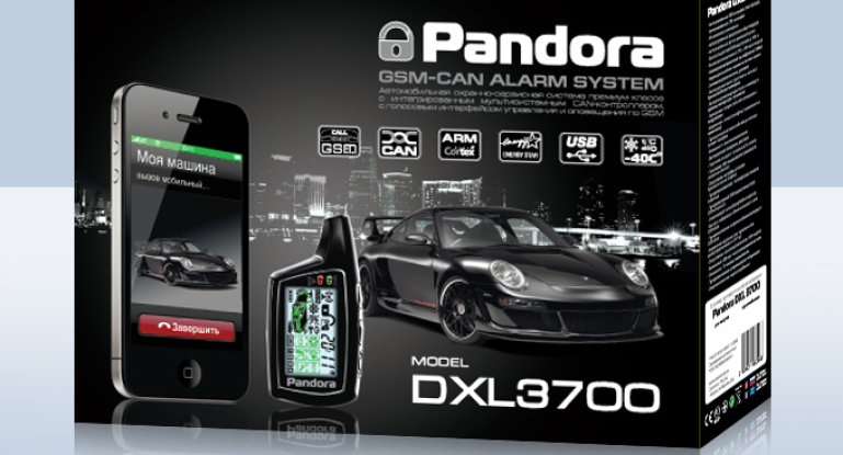 Инструкция по эксплуатации сигнализации Pandora (Пандора): как установить и пользоваться?