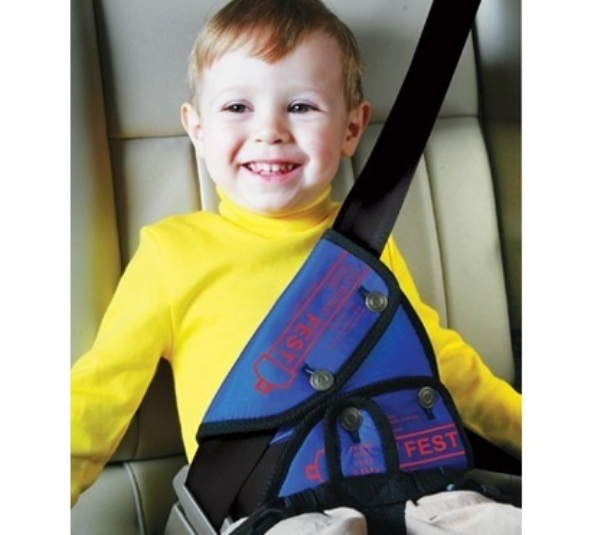 Адаптер ремня безопасности для детей: накладка, треугольник и другие удерживающие устройства