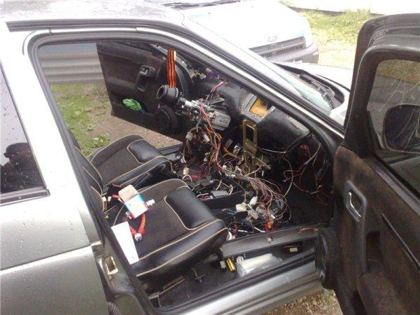 Электросхема ВАЗ 2110 инжектор и карбюратор 8 и 16 клапанов: замена электрооборудования и проводки