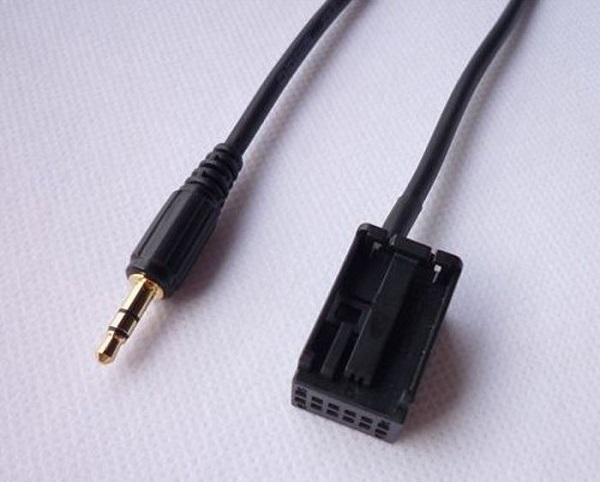 Что такое АУКС (AUX) кабель для автомагнитолы, как сделать вход и подключить через прикуриватель?