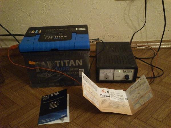 АКБ Титан (Titan) и Вайпер (Vaiper) от производителя и отзывы об автомобильных аккумуляторах