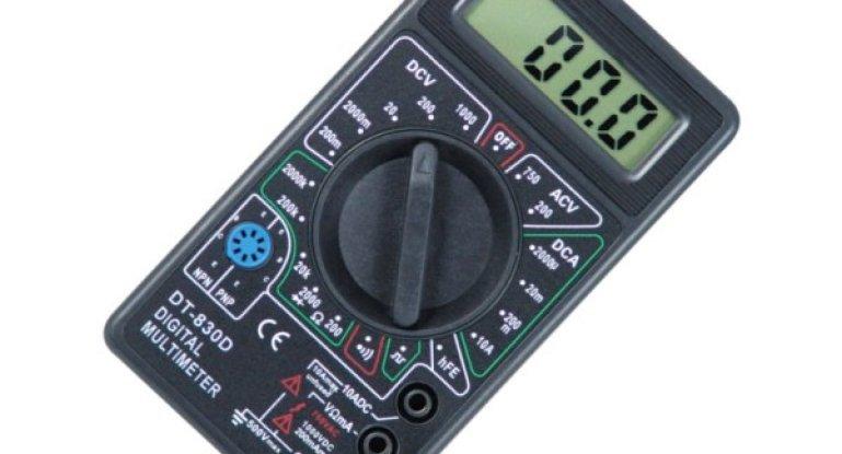Как проверить свечи зажигания мультиметром, как прозвонить провода, проверка стартера и парктроника