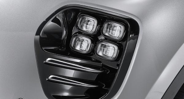 Светодиодные противотуманные фары для автомобиля: противотуманки со светодиодами своими руками