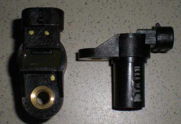 Регулятор детонации и датчик фаз ВАЗ 2114 8 клапанов и 2115: признаки неисправности, как проверить