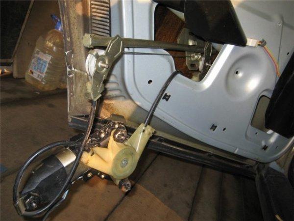 Почему на ВАЗ 2110 стеклоподъемник не работает: ремонт, замена и схема подключения блока управления