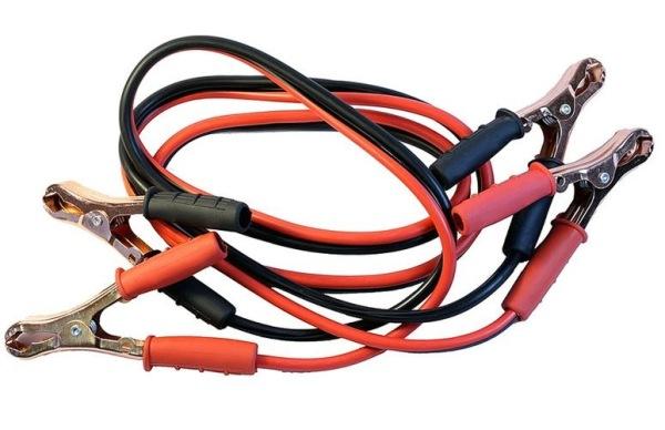 Как называются провода для прикуривания автомобиля, как выбрать крокодилы и сделать своими руками