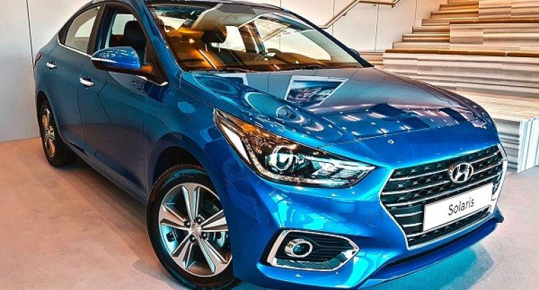 Замена лампы ближнего света Hyundai Solaris, противотуманной фары, габаритных лампочек и иной оптики