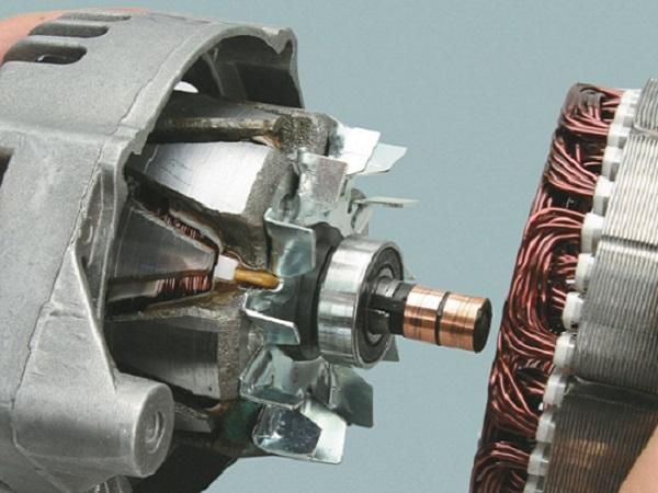 Ремонт и снятие генератора ВАЗ 2114, замена щеток, ремня и подшипника: устройство, как снять узел