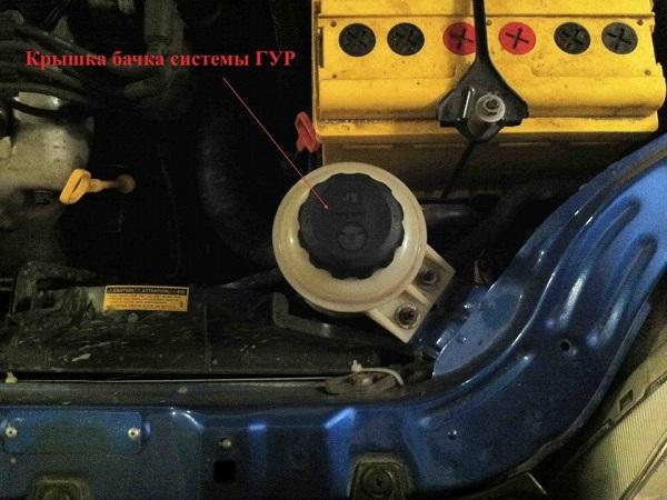 Замена жидкости для гидроусилителя руля: что заливают в ГУР, когда и как менять жидкость, видео